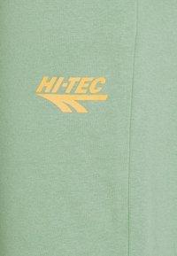 Hi-Tec - ARCHIE BASIC JOGGER - Tracksuit bottoms - black - 6