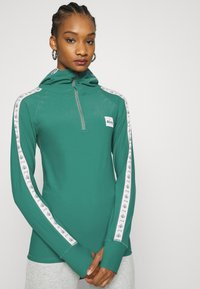Eivy - ICECOLD ZIP HOOD - Long sleeved top - green - 6