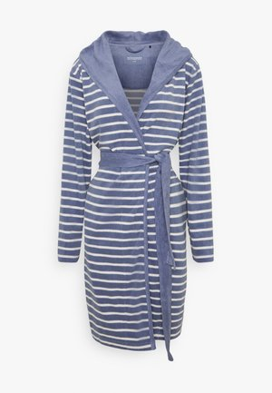 Dressing gown - jeansblau