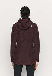 The North Face - WOMENS HIKESTELLER JACKET - Hardshell jacket - root brown - 2