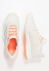 adidas Performance - ADIZERO CLUB - Multicourt tennis shoes - orbit grey/silver metallic/signal orange - 1