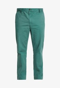 Polo Ralph Lauren Big & Tall - CLASSIC FIT BEDFORD PANT - Chino kalhoty - washed forest - 4