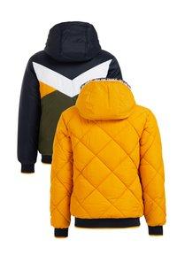 WE Fashion - reversibel - Winter jacket - green - 1