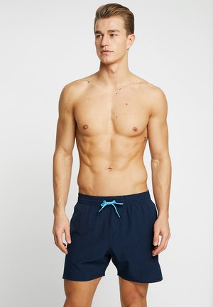 VOLLEY - Swimming shorts - obsidian