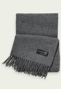 Scotch & Soda - Scarf - graphite melange - 1