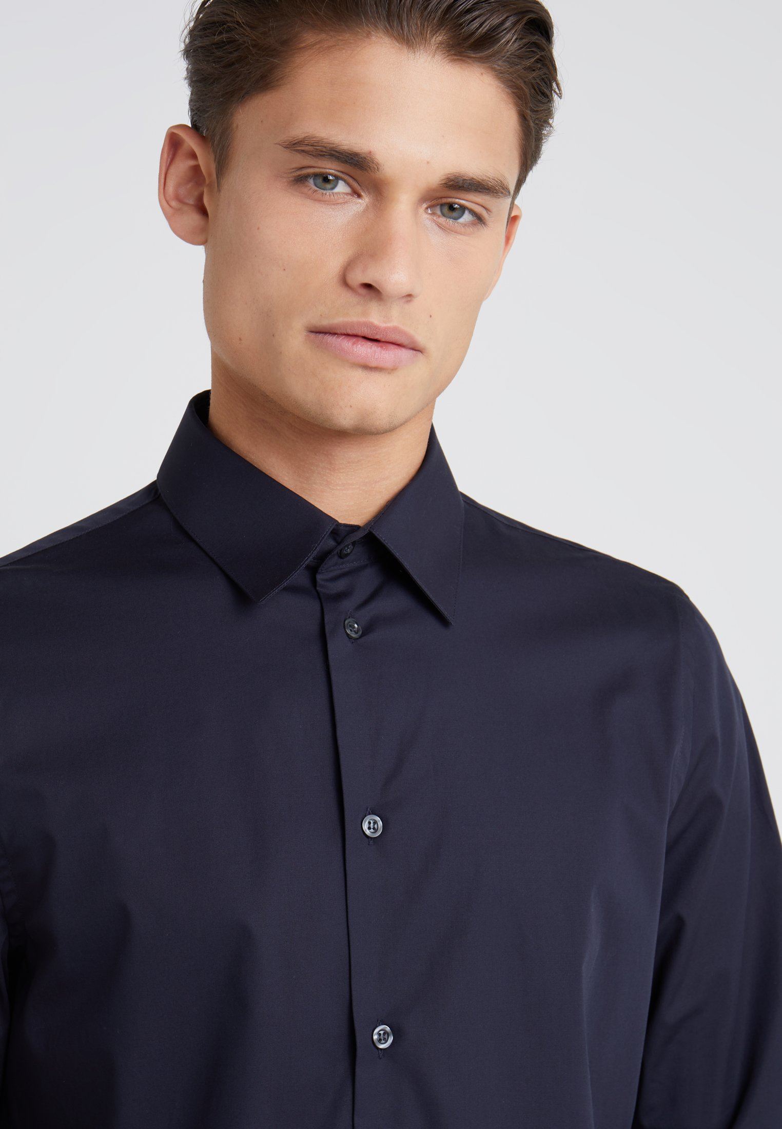Filippa K JAMES STRETCH SHIRT - Chemise classique - dark navy
