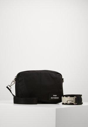 DEA  - Across body bag - black