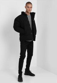Schott - NEBRASKA - Winter jacket - black - 1
