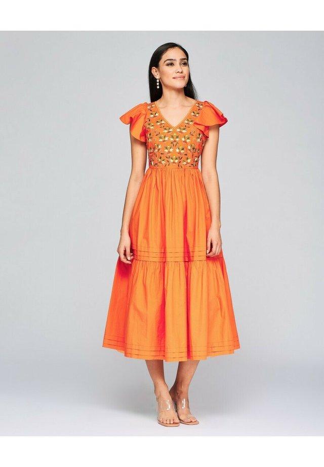 Cocktail dress / Party dress - naranja