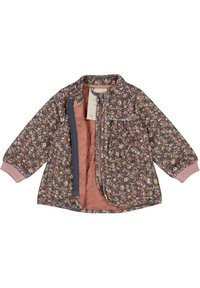 Wheat - THERMO THILDE - Light jacket - ink flowers - 2