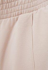 Bershka - Kalhoty - beige - 5