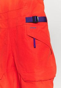 The North Face - TEAM KIT  - Schneehose - flare/tnf black - 11