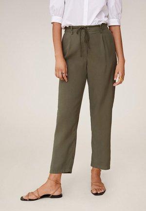BOWIE - Trousers - khaki