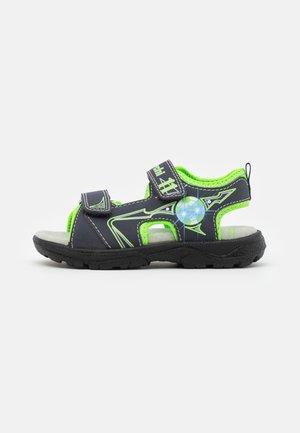 KOSTY - Chodecké sandály - atlantic