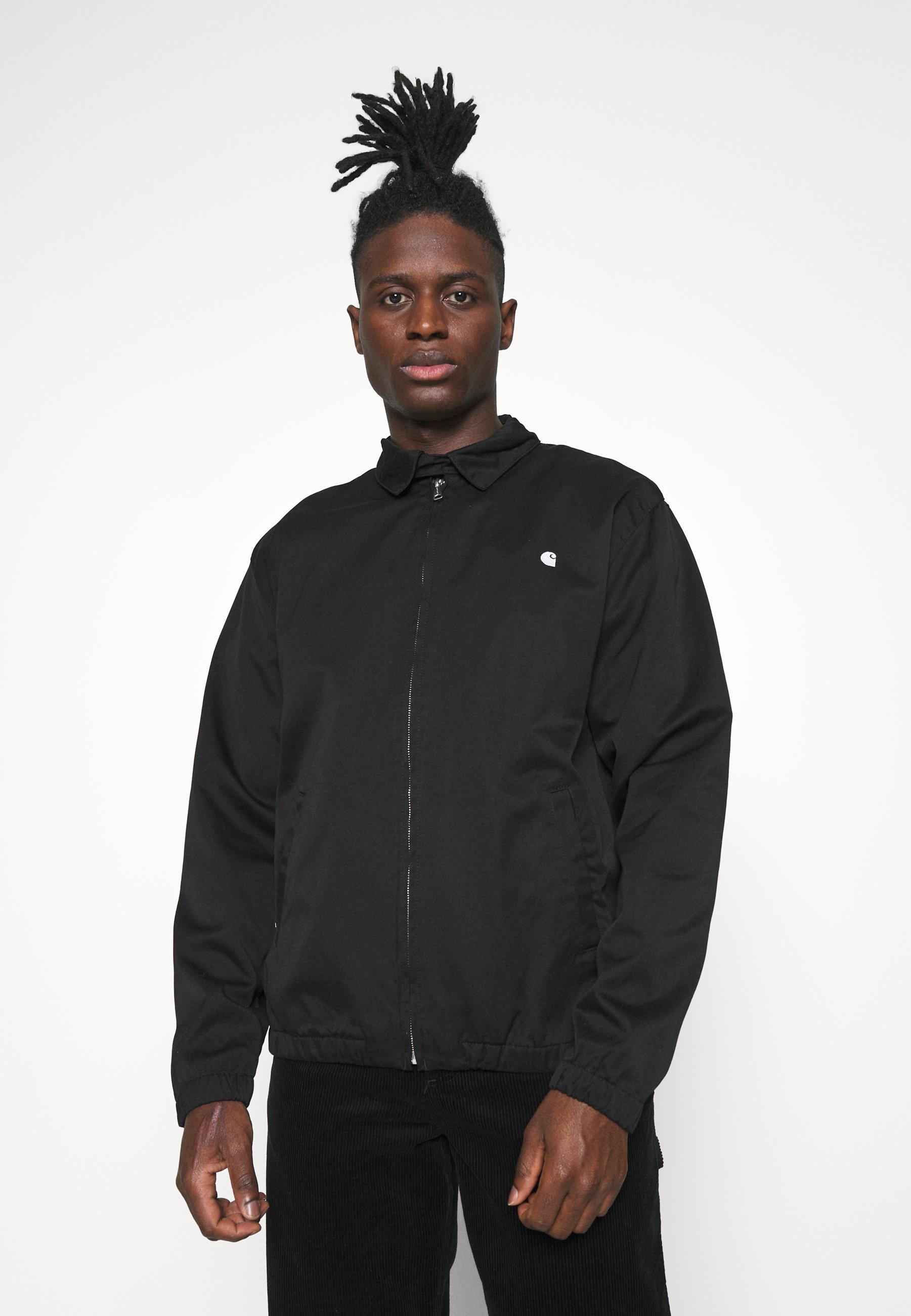 Men MADISON JACKET QUESTA - Summer jacket - black