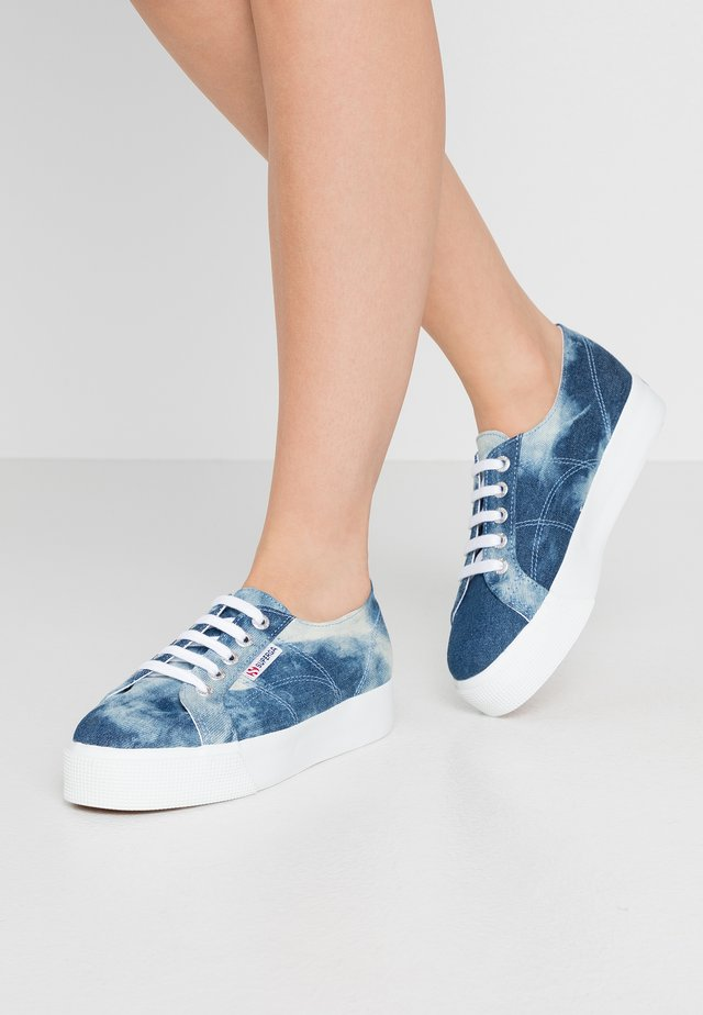 2730 - Trainers - denim