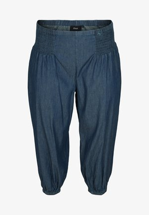 MIT SMOCK - Pantalon classique - medium blue denim
