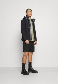 REVOLUTION - JACKET LIGHT - Summer jacket - black - 1