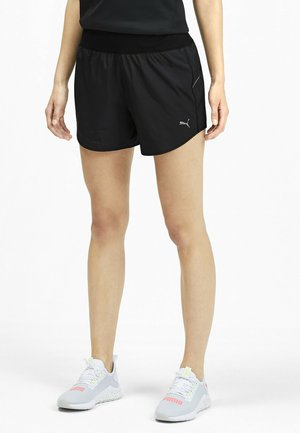 IGNITE KVINDE - Sports shorts - puma black