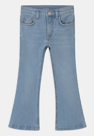 MINI - Bootcut jeans - light blue