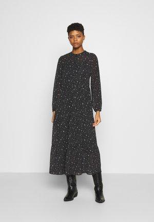 Robe chemise - black/white