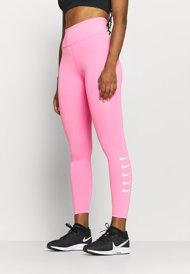 RUN - Leggings - pink glow