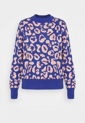 AMBIDEXTRA SWEATER - Stickad tröja - bigleo blue