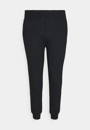 LENOX - Teplákové kalhoty - black