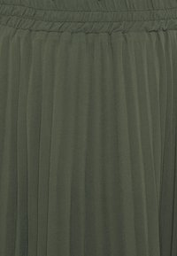 ONLY Carmakoma - CARNEWSARAH CALF SKIRT - A-line skirt - forest night - 2
