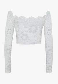 Nly by Nelly - OFF SHOULDER - Blusa - white - 1