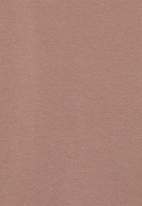 Weekday - TRISH - Basic T-shirt - brown - 7
