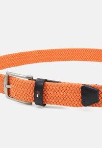 Tommy Hilfiger - DENTON  - Belt - orange - 2