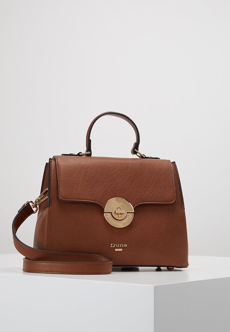 Dune London - DINIDOTING - Handbag - tan