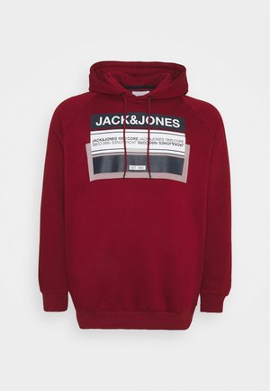 JCOBOOSTER - Hoodie - sun dried tomato
