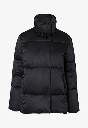 SNOWFLAKE - Winter coat - black
