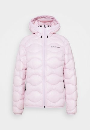 HELIUM HOOD JACKET - Doudoune - cold blush