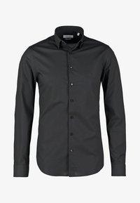 BARI SLIM FIT - Formal shirt - black