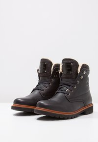 Panama Jack - AVIATOR - Lace-up ankle boots - black - 2