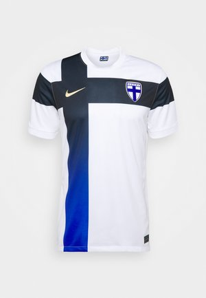 FINLAND - Club wear - white/truly gold