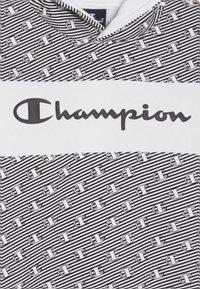 Champion - CHAMPION X ZALANDO HOODED - Hoodie - white - 2