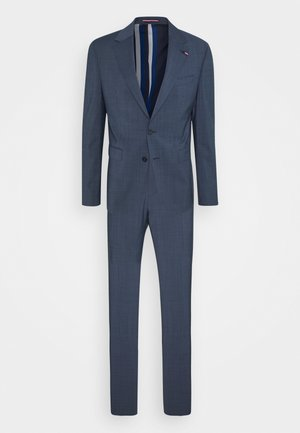 FLEX LAPEL SLIM FIT SUIT - Oblek - blue