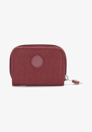 Wallet - intense maroon