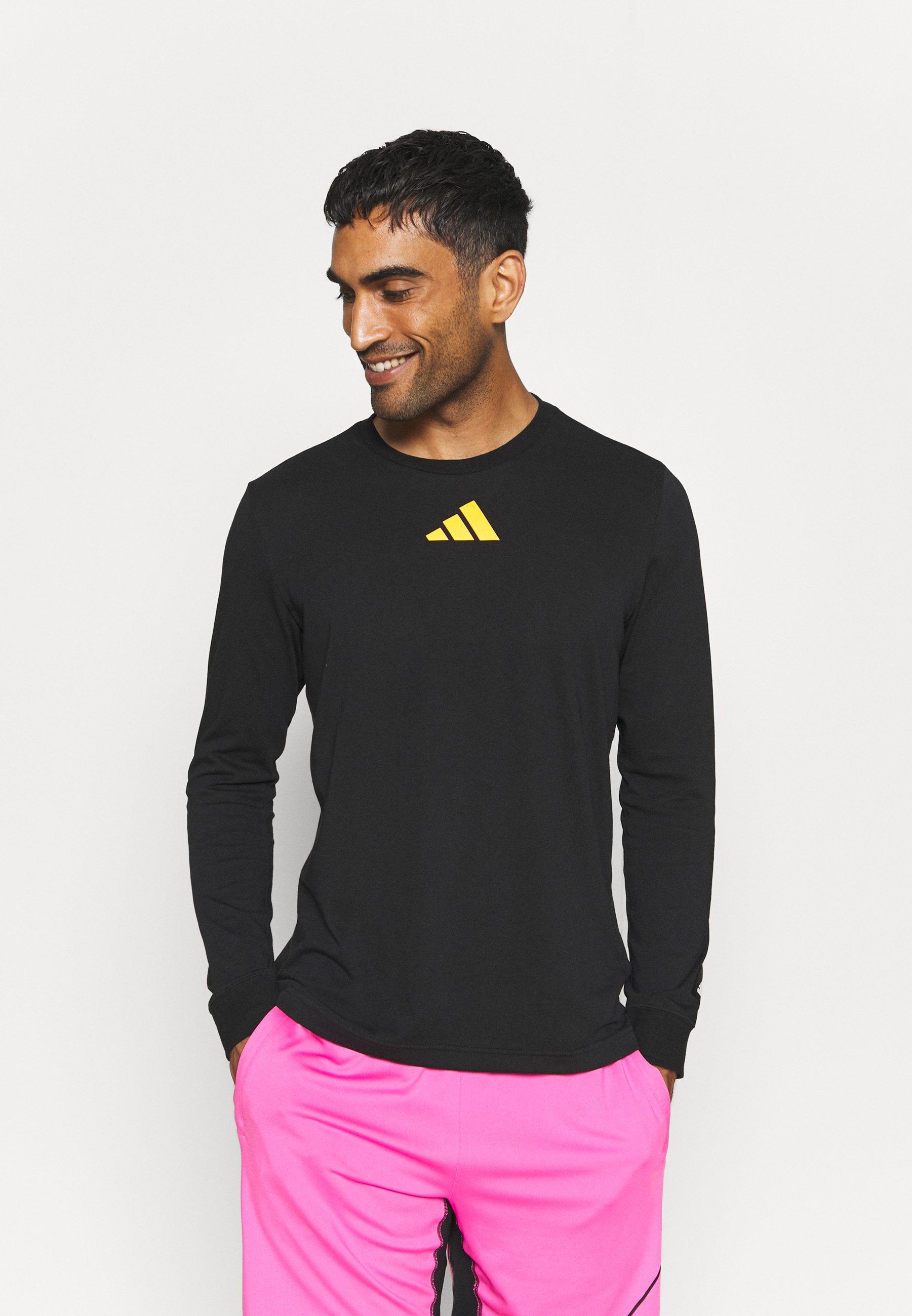 Men FUTURE GRAPHICS - Long sleeved top