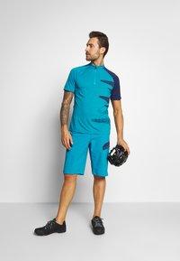 Vaude - ALTISSIMO  - T-Shirt print - icicle - 1