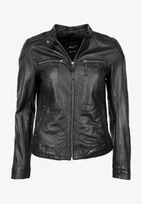 Maze - Leather jacket - black - 0