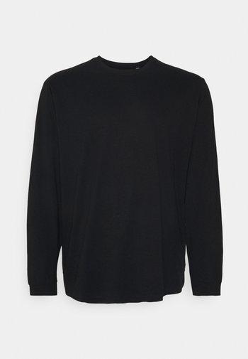 ONSMILLENIUM LIFE TEE - Long sleeved top - black