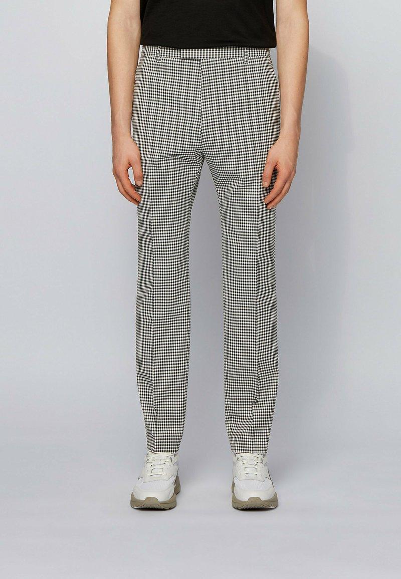BOSS - Pantaloni eleganti - black