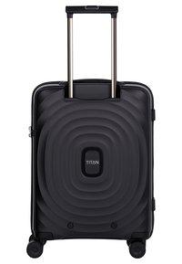 Titan - Wheeled suitcase - black - 1