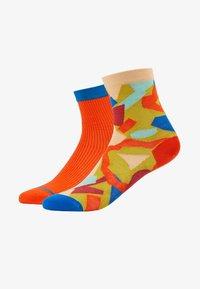 Hysteria by Happy Socks - ELSA ANKLE SOCK 2 PACK - Calze - multi - 1