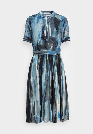 UNITARD - Shirt dress - light blue